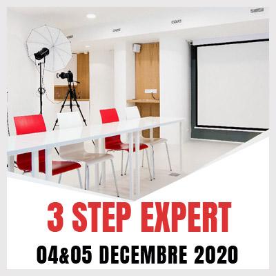 3 Step Expert
